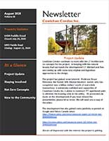 Cowichan Condos Newsletter - August